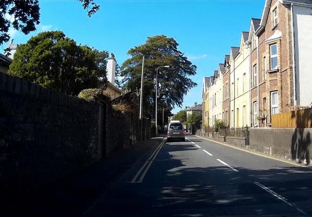 South Road, Caernarfon