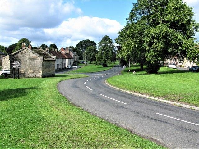 Stamfordham Village Green