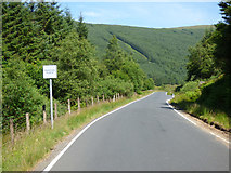 NS0883 : The B836 road by Thomas Nugent