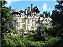 NU0702 : Cragside, near Rothbury by G Laird