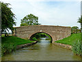 SP6282 : Welford Junction Roving Bridge in Leicestershire by Roger  Kidd