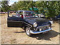 TF1207 : 1961 Ford Consul at the Maxey Classic Car Show, August 2018 by Paul Bryan