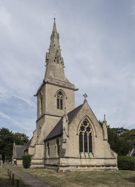 St John, Manthorpe