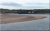 NU0052 : River Tweed at Berwick-upon-Tweed by Mat Fascione