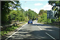 TM2095 : A140 at Stratton Bridge by Robin Webster