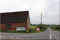 SU5727 : Durden Cross on the A272 by David Howard