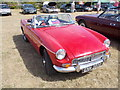 TF1207 : 1966 MG MGB at the Maxey Classic Car Show, August 2018 by Paul Bryan