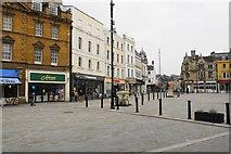SP0202 : Market Place, Cirencester by Bill Boaden