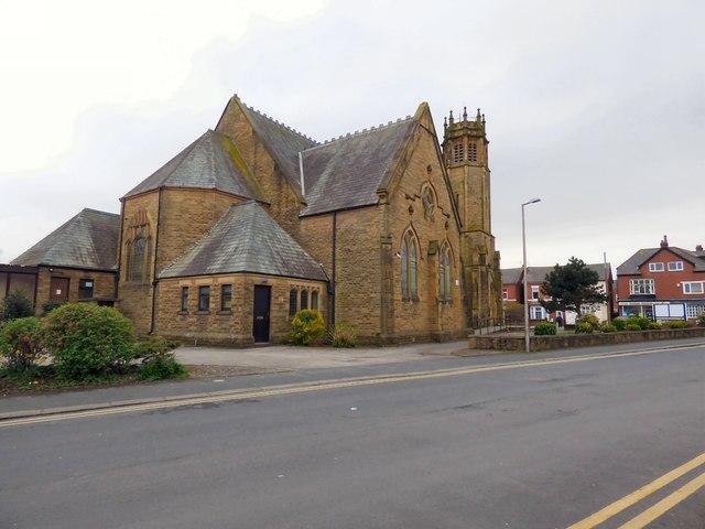 Church Road Methodist Church