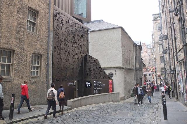 b052a5f4dcdfb St Cecilia's Hall, Edinburgh © Jim Barton :: Geograph Britain and ...
