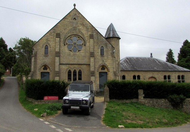 Former Oakridge Methodist Chapel, Oakridge Lynch, Gloucestershire