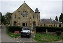 SO9103 : Former Oakridge Methodist Chapel, Oakridge Lynch, Gloucestershire by Jaggery