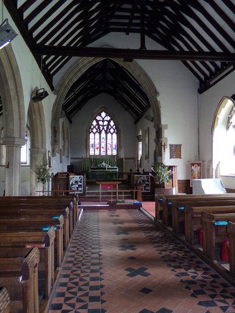 St.Michael the Archangel Church Interior