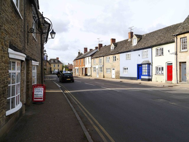 High Street, Lechlade-on-Thames, Glos