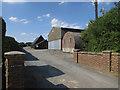 TL3934 : Bury Farm by Hugh Venables