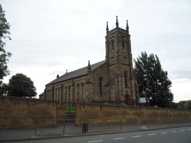 Church of the Holy Trinity, Southwick