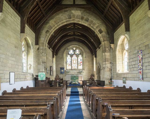 Christ Church, Marton cum Grafton - East end