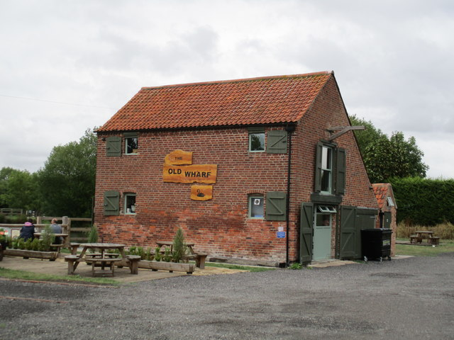 The Old Wharf