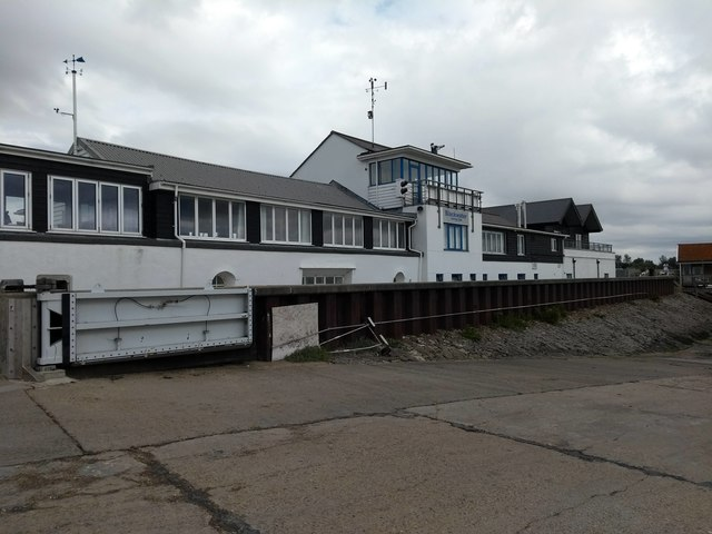 Blackwater Sailing Club - Clubhouse