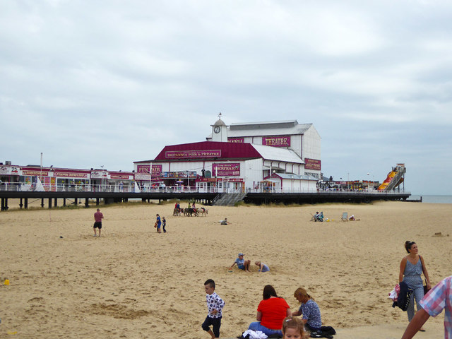 Britannia Pier and Theatre, Great Yarmouth