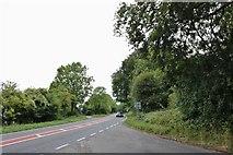 SU5827 : Petersfield Road, New Cheriton by David Howard