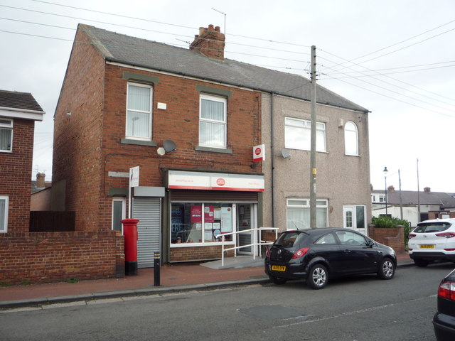 Castletown Post Office