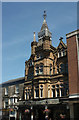 SE3055 : Listed building, Parliament Street, Harrogate by Derek Harper