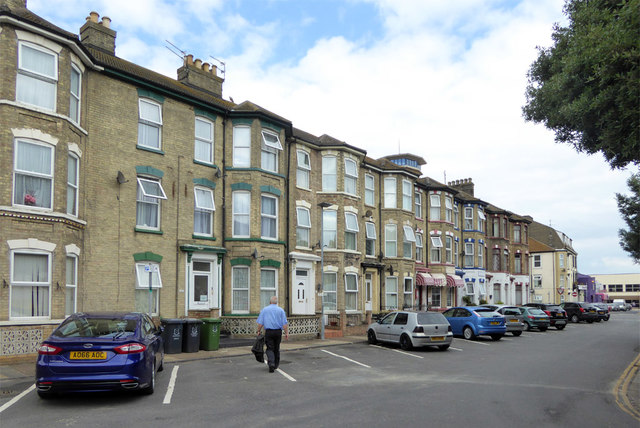 Houses, Kent Square, Great Yarmouth