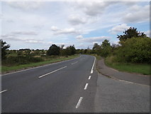 TM0932 : A137 The Causeway, Cattawade by Adrian Cable