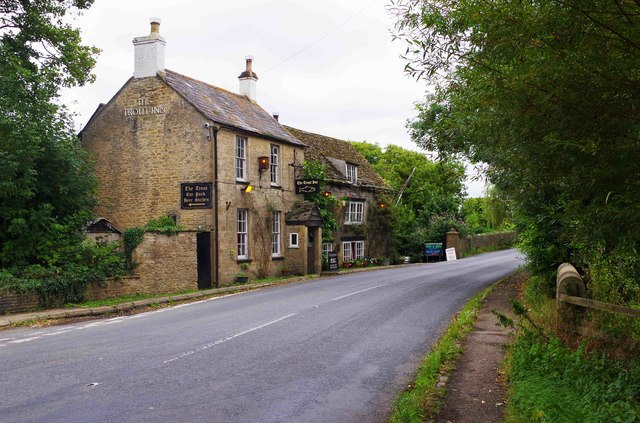 The Trout Inn (1), St.John's Bridge, Faringdon Road, Lechlade-on-Thames, Glos