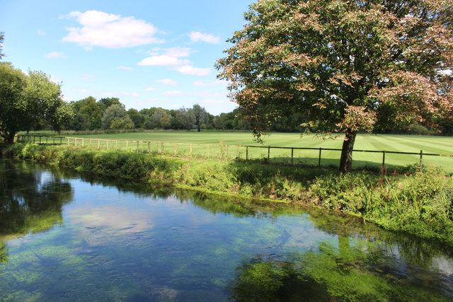 River Itchen and Gater Field