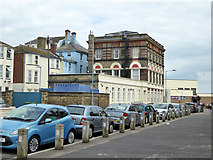 TG5307 : Tourist information centre, Great Yarmouth by Robin Webster