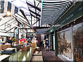 SJ7560 : Sandbach Market, refurbished (2) by Stephen Craven