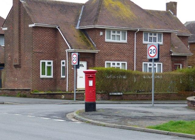 GR Postbox (FY4 264D)