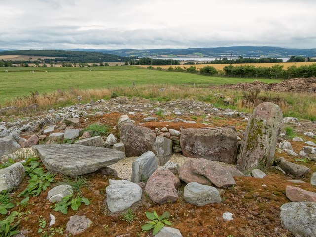 Carn Glas Chambered Cairn
