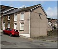 SS9390 : Corner of Cardiff Street and North Road, Ogmore Vale by Jaggery