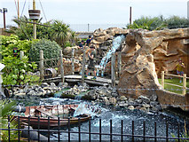 TG5307 : Pirates Cove Adventure Golf by Robin Webster