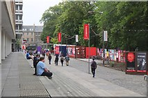 NT2572 : George Square, Edinburgh by Jim Barton