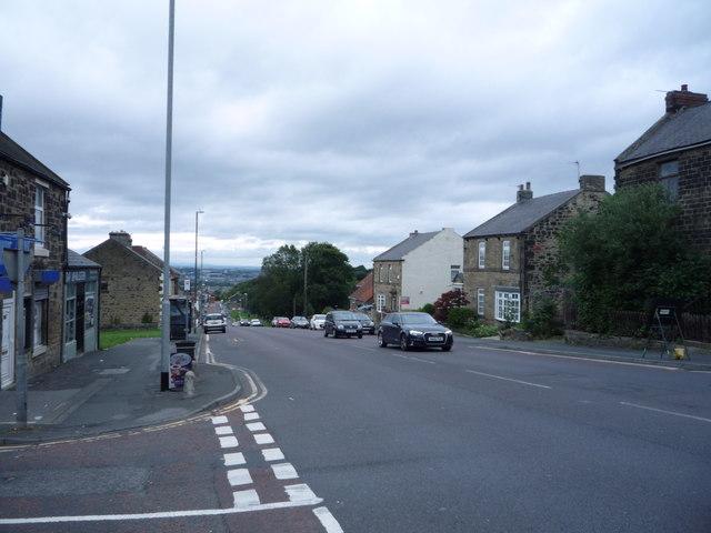 Old Durham Road, Sherrif Hill, Gateshead