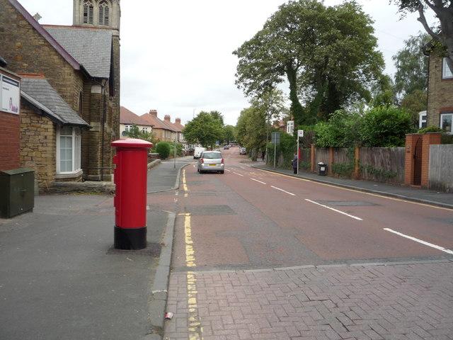 Dryden Road