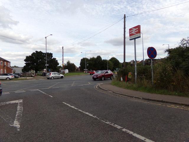 Station Road, Lawford