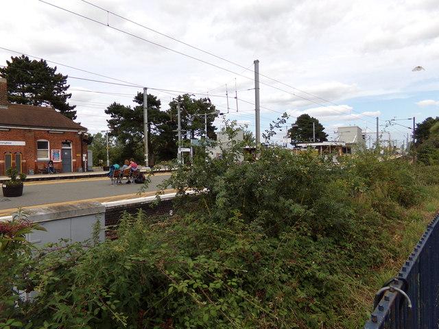 Manningtree Railway Station