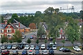 ST3187 : A view from the Royal Gwent Hospital, Newport (1) by Robin Drayton