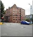 NS5566 : Former St Peter's Boys School by Richard Sutcliffe
