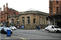NS5566 : Partick District Library by Richard Sutcliffe