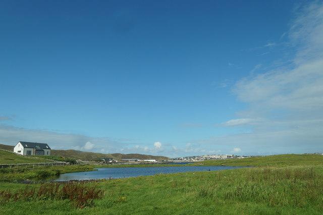 Pullar's Loch, Ness of Sound, Lerwick