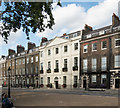 TQ2981 : Bloomsbury : Bedford Square by Julian Osley