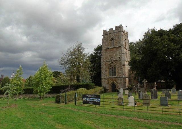 Church of St James, Edgcote