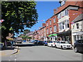 SJ5562 : High Street, Tarporley by Jeff Buck