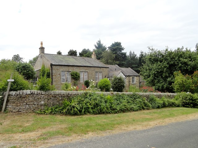 The Old School, Snods Edge